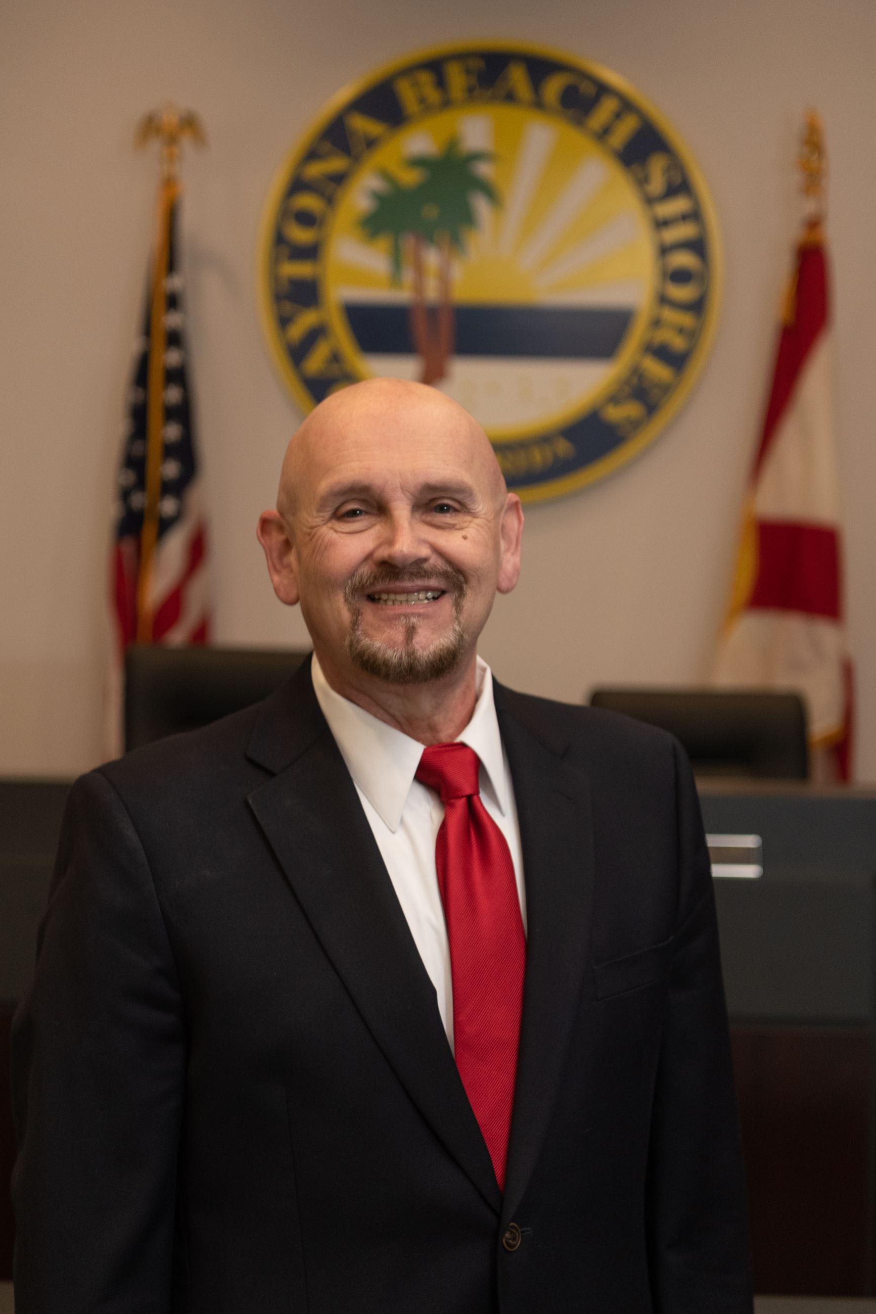 City Manager Michael Booker